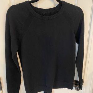 Lululemon black sweater size small